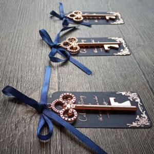 key bottle opener wedding favors